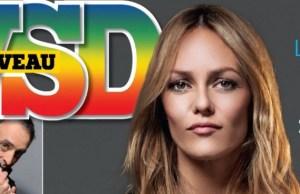 Vanessa Paradis sur Johnny Depp « on s'est sauté dessus»