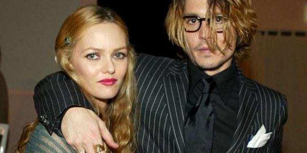 Vanessa le pied et la carriere Johnny Depp vacillent