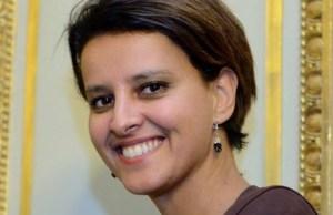 mari Najat Vallaud-Belkacem Boris conseiller de François Hollande