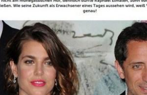Gad Elmaleh et Charlotte Casiraghi encore plus riches grâce à Voici