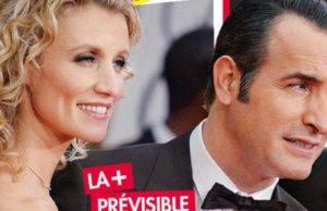 Jean Dujardin et Alexandra Lamy, l'Oscar pas en cause dans leur séparation