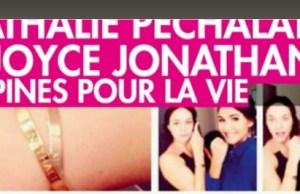 Joyce Jonathan et Nathalie Péchalat, des amies pour la vie