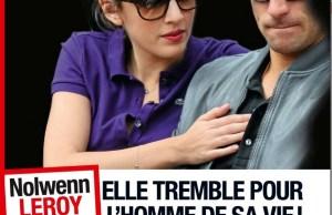 Nolwenn Leroy en soutien à Arnaud Clément,