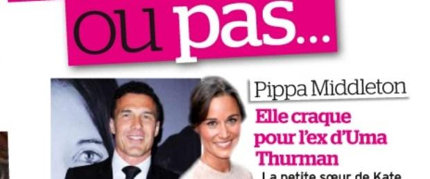 Pippa, en couple avec l'ex de Uma Thurman