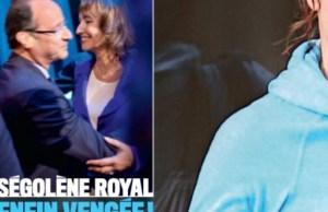 Ségolène Royal, enfin vengée de Valérie Trierweiler