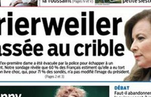 Valérie Trierweiler défendue par Nicolas Sarkozy