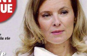 Valérie Trierweiler, les médias sous l'influence du gouvernement