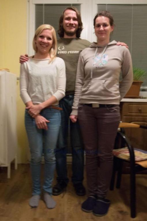 emilia, andrei ja milushka