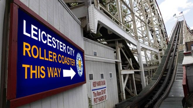 LCFC Rollercoaster