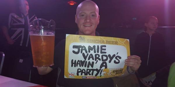 Fans Fotos – Billy Is Havin A Party At The Darts