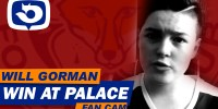 FAN CAM – AMAZING Support At Palace