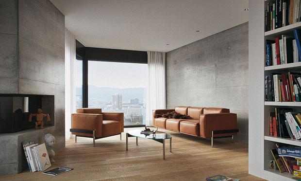 Sofa Ds 21 Von De Sede Gtgt Leicher Wohnen Gt Das Premium