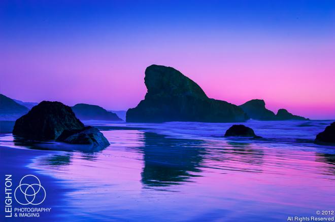 Oregon's Sea Stacks