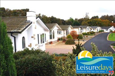 Leisuredays Have It Covered With New Park Home Insurance