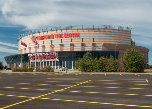 NHL team Ottawa Senators planning move to new arena Architecture