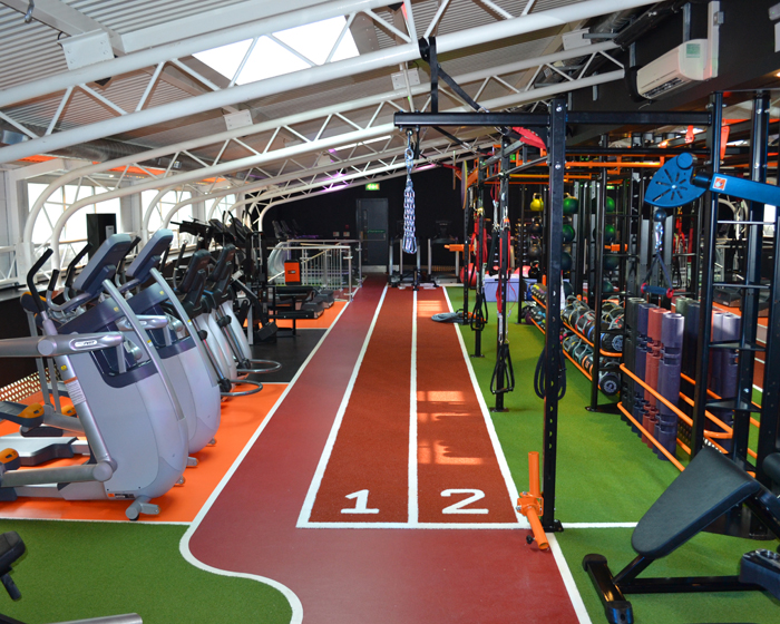Physical Company Leads The Way At New London Gym