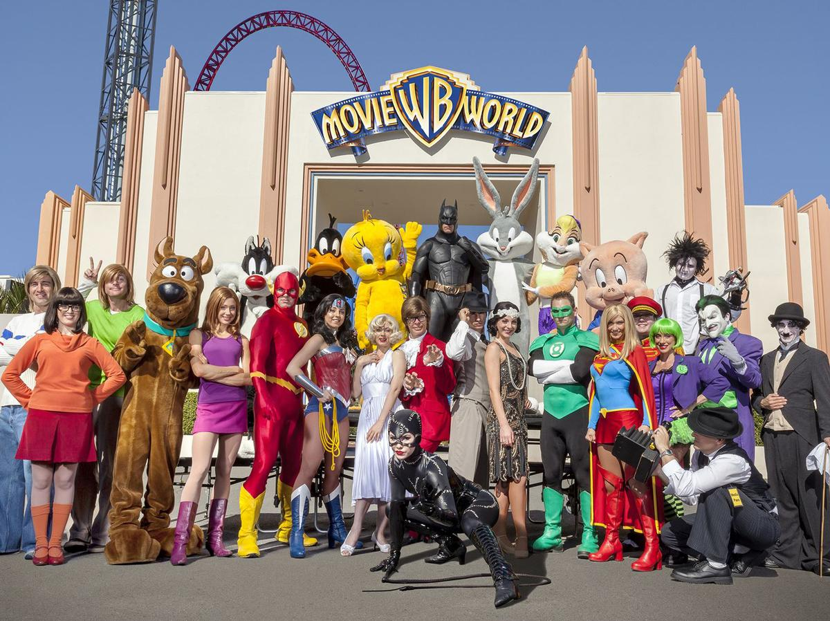 Is A Real Warner Brothers Theme Park On The Way