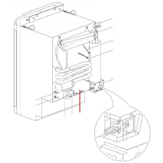 wiring diagram for caravan fridge