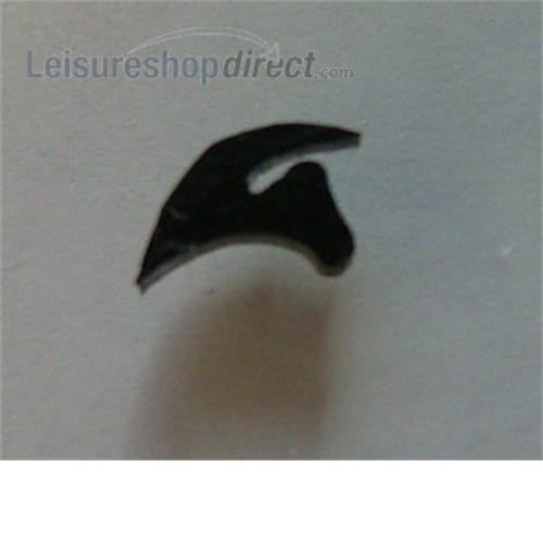 Rubber Seal For Hob Or Sink Surround Universal Spinflo