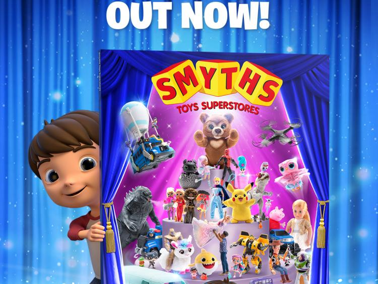 The New Smyths Toys Superstore Catalogue Is Out Leitrim