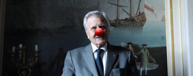 Évolution de nos sociétés vers le populisme... (Humour) Trichet-BCE-Clown