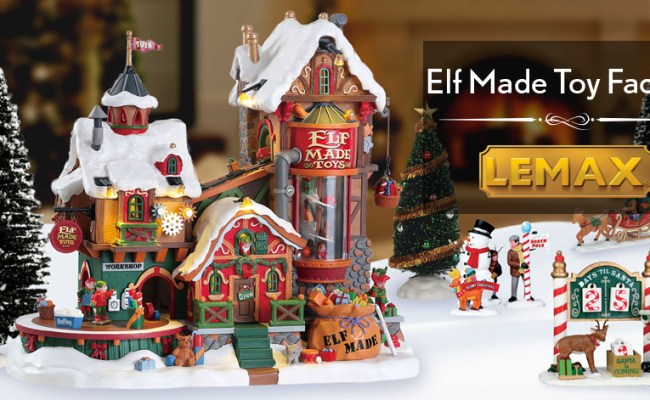 About Elf Made Toy Factory