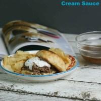 Pot Roast Dips with Horseradish Cream Sauce  {#TheMagicalSlowCooker}