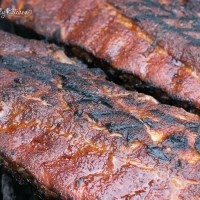 Dry Rubbed Baby Back Ribs
