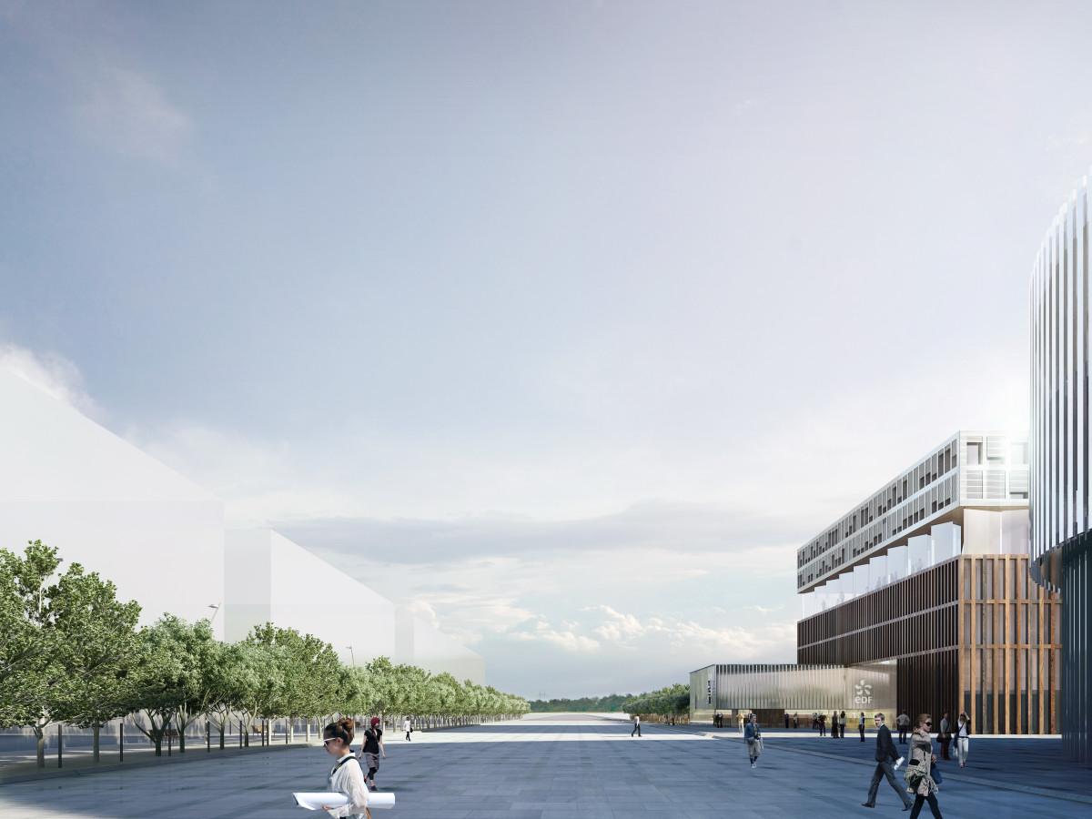 Campus EDF : les ambitions sociales d'Henri Proglio
