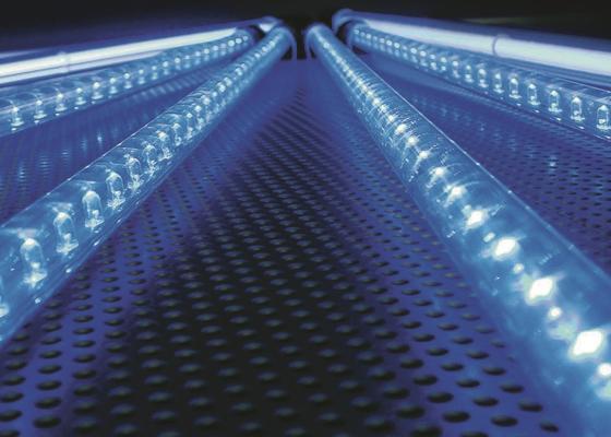 Eclairage public intégral à LED pour deux villes américaines