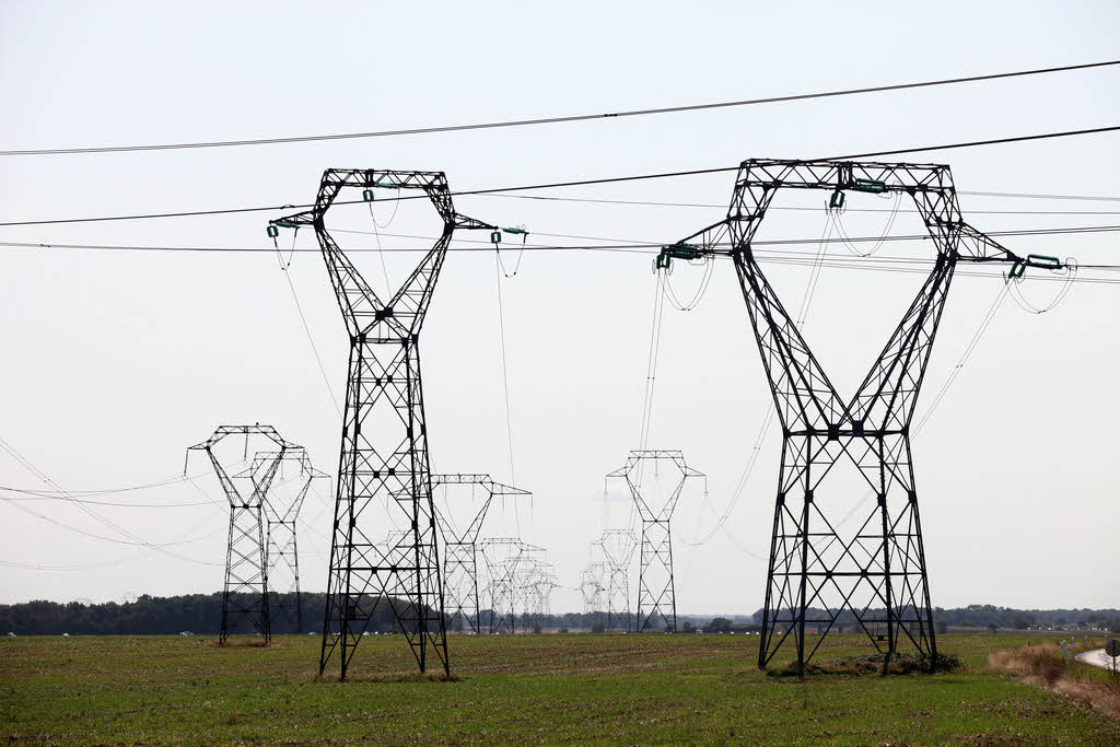 La France a exporté de l'électricité à toutes ses frontières en juin