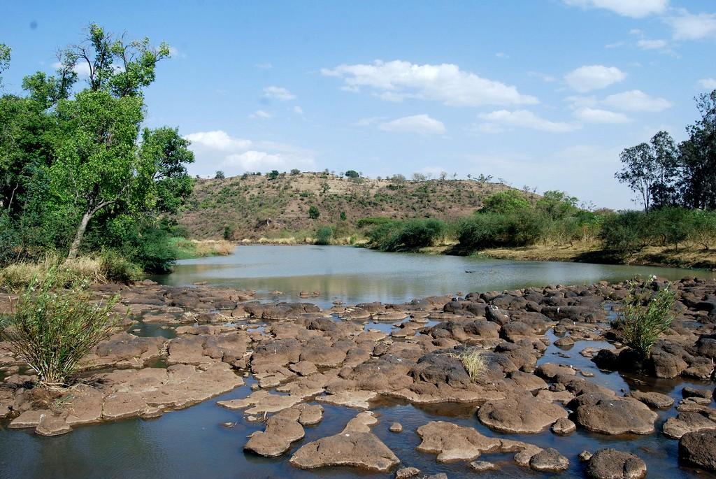 Ethiopie : construction d'un barrage hydroélectrique sur le Nil