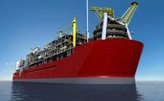 Shell met à l'eau le plus grand bâtiment flottant du monde