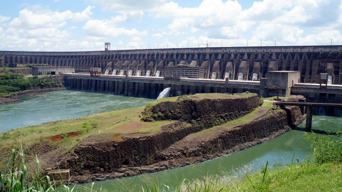 Nouveau record du monde de production pour la centrale d'Itaipu ?
