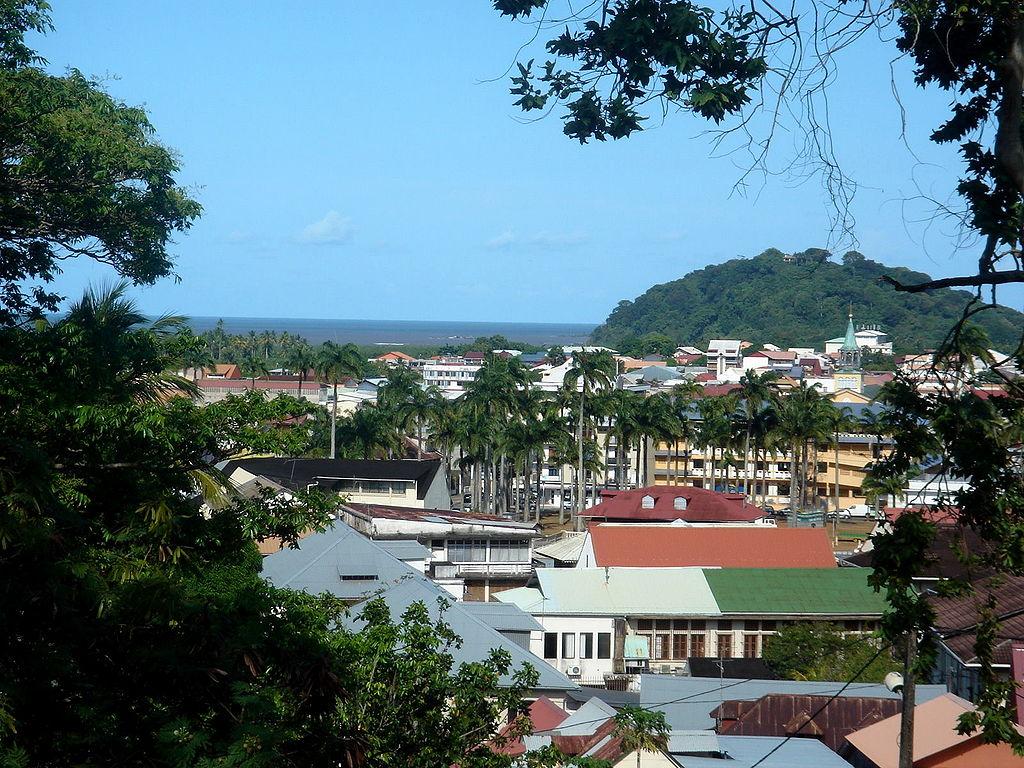 Guyane : mise en service de la centrale solaire du Toucan