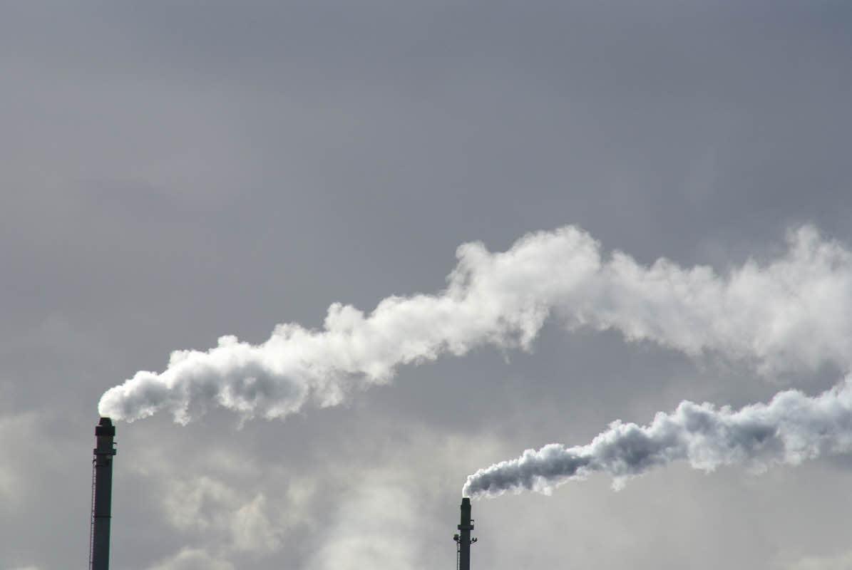 Pour la 1ère fois en 40 ans, les émissions de CO2 n'ont pas augmenté