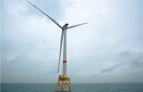Usine Alstom de Saint-Nazaire : la 1ère éolienne offshore livrée fin 2015