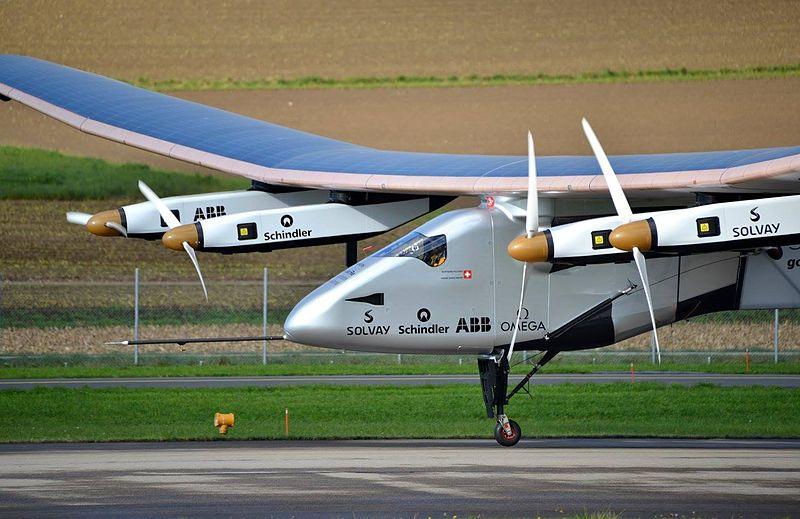 Endommagé, Solar Impulse 2 doit subir des réparations à Hawaï