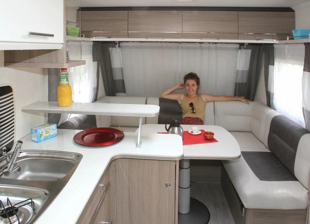 Caravane Caravelair Allegra 475 Le Monde Du Plein Air