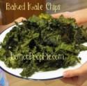 Veggie Snackdown! Kale Vs. Zucchini Chips