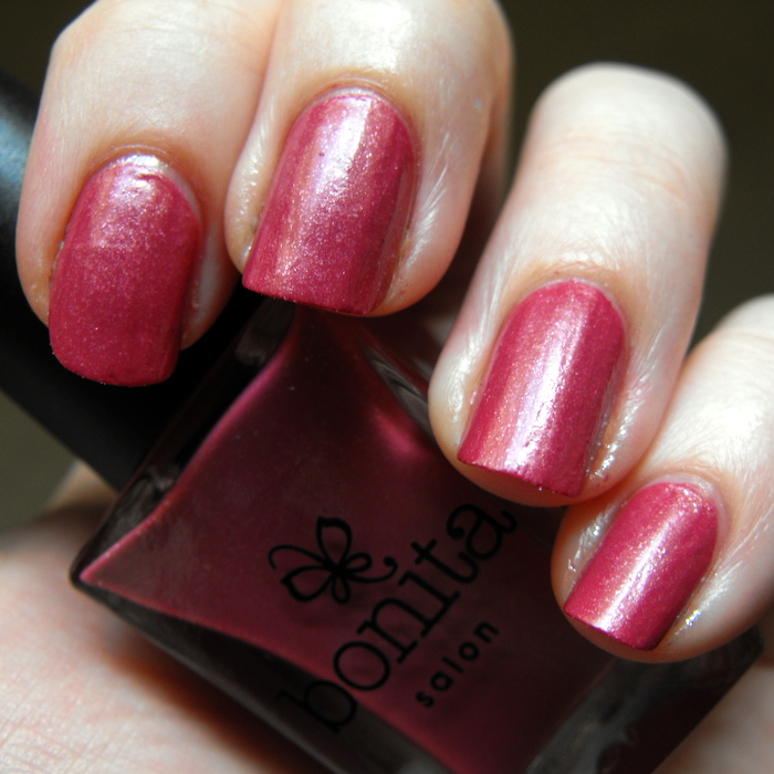 Bonita Salon - Monet's Garden with no top coat