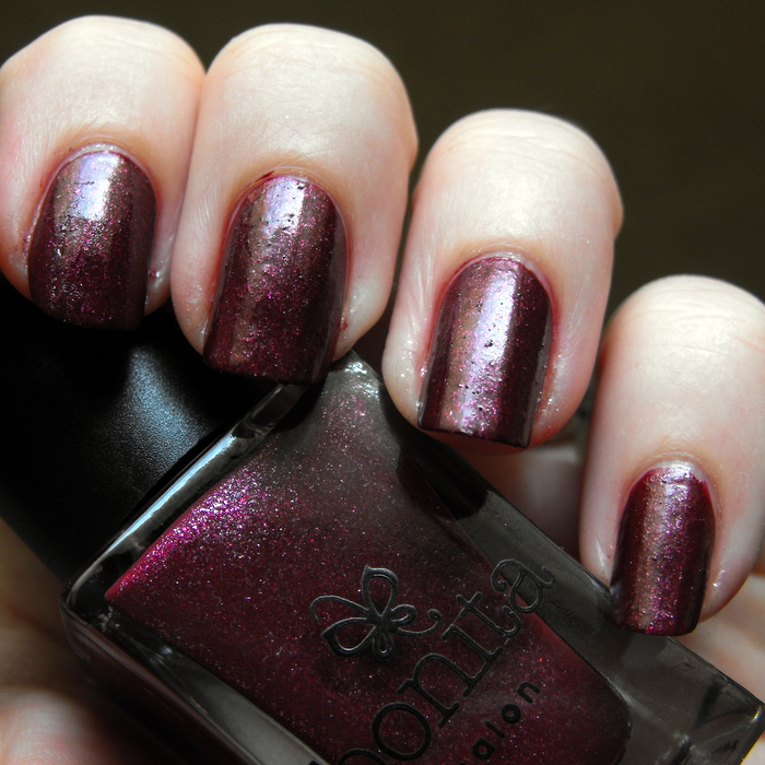 Bonita Salon - Rembrandt's Muse with no top coat