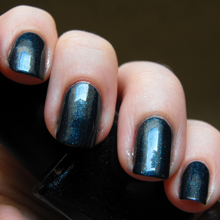Bonita Salon - Starry Night with top coat