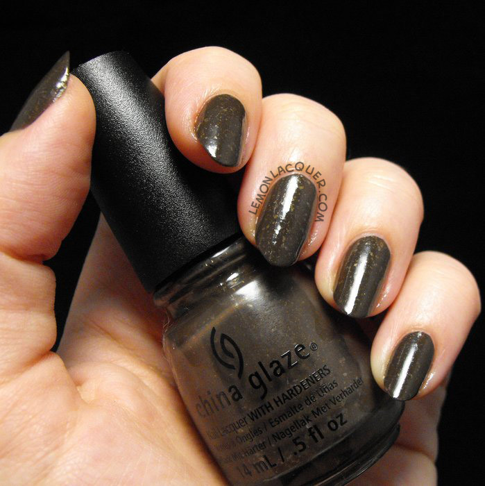 China Glaze - Lug Your Designer Baggage