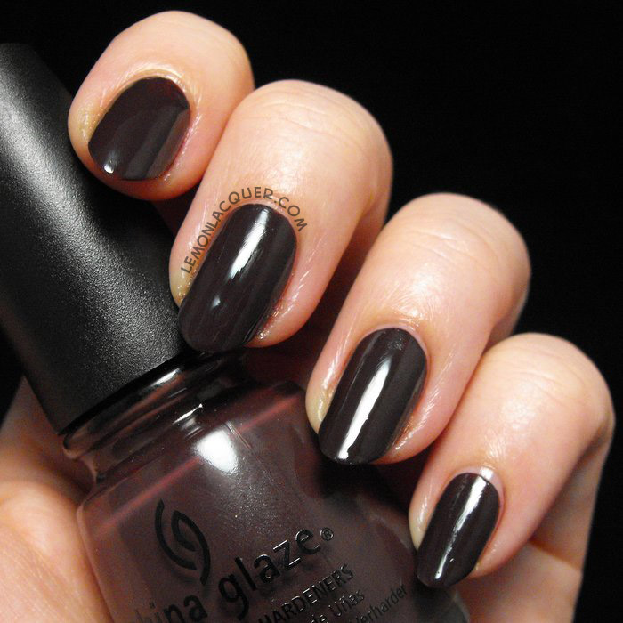China Glaze - What Are You A-Frieght Of
