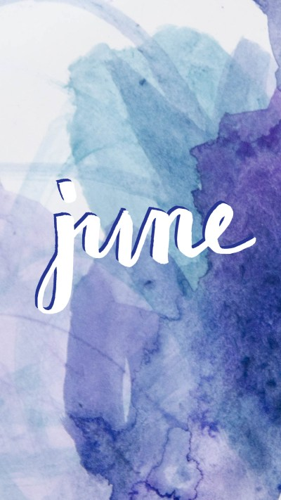 By doing what you love- Tech Wallpapers for June! - Lemon Thistle