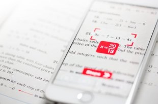 cara mengerjakan soal matematika dengan android