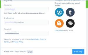 Cara instal diqus pada blogger