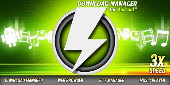 5 Aplikasi Download Manager Terbaik Dan Tercepat Untuk Android