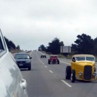 De la conduite en Californie